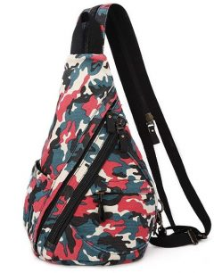 CANVAS Sling Bag by David Nile