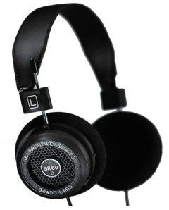 SR80e Headphones By GRADO