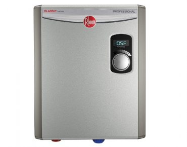 Rheem RTEX-18 Electric Tankless Water Heater