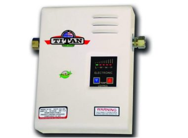 Titan N-120 Electric Tankless Water Heater