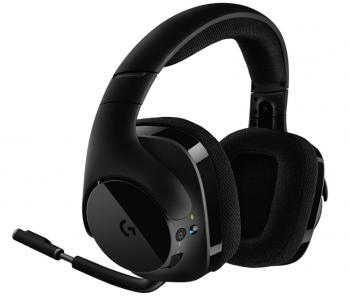 Logitech G533 – Best Logitech Wireless Gaming headphone