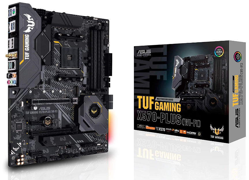 Asus X570 AM4 TUF Gaming