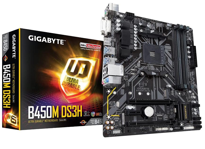 Gigabyte B450