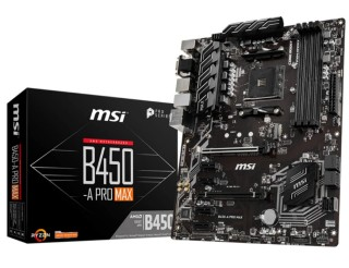 MSI B450 ProSeries AMD Ryzen 5