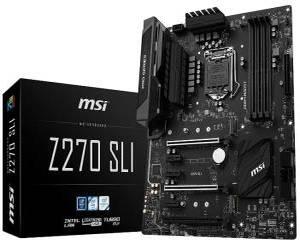 MSI Pro Z270