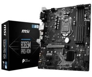 MSI ProSeries Intel B365