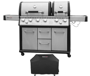 Royal Gourmet MG6001- R- C6 Infrared Grill