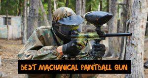 BEST MACHANICAL PAINTBALL GUN