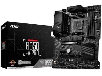 MSI B550-A PRO Pro Series