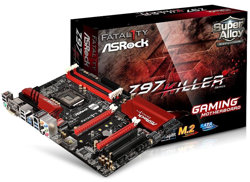 ASRock ATX DDR3 Motherboard