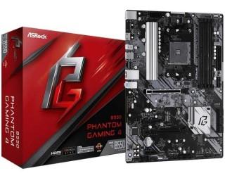 ASRock B550 Phantom Gaming 4 / A