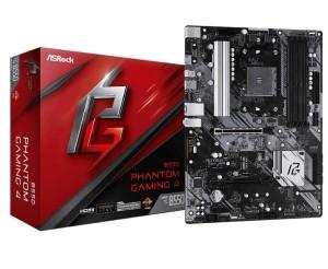 ASRock B550 Phantom Gaming 4 / AC