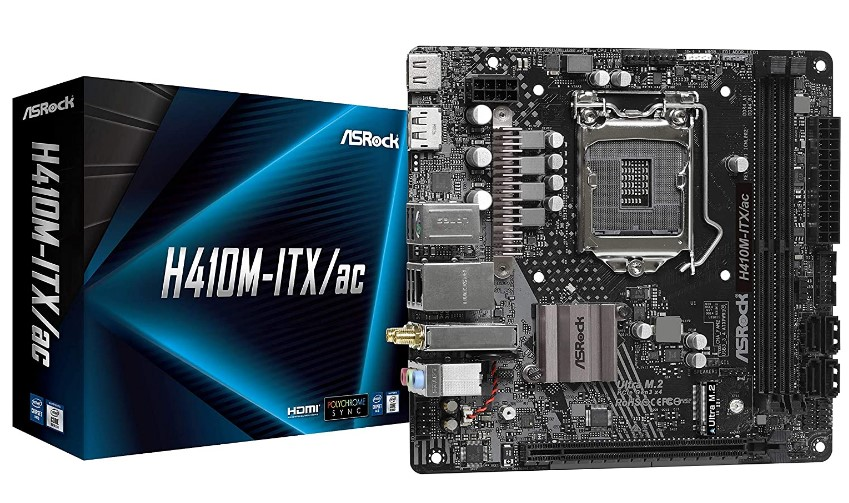ASRock Intel H410M