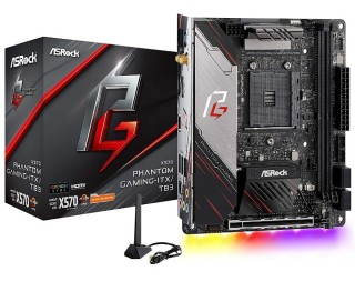 ASRock X570 Phantom Gaming ITX / TB3