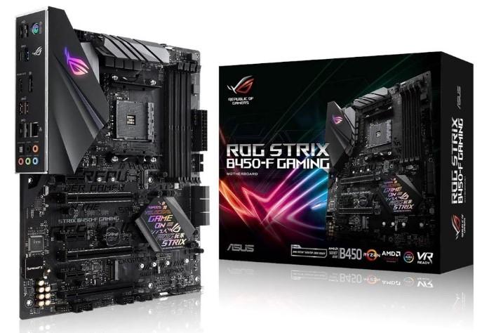 ASUS ROG Strix B450-F
