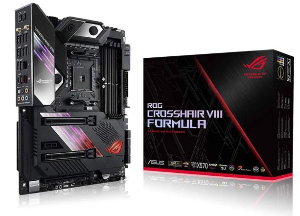 ASUS ROG X570 Crosshair VIII motherboard