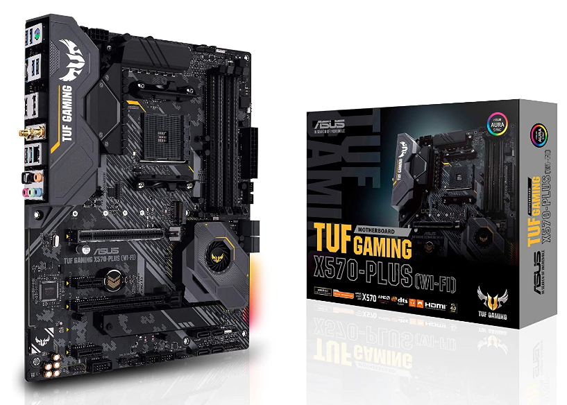 Asus AM4 TUF Gaming Motherboard