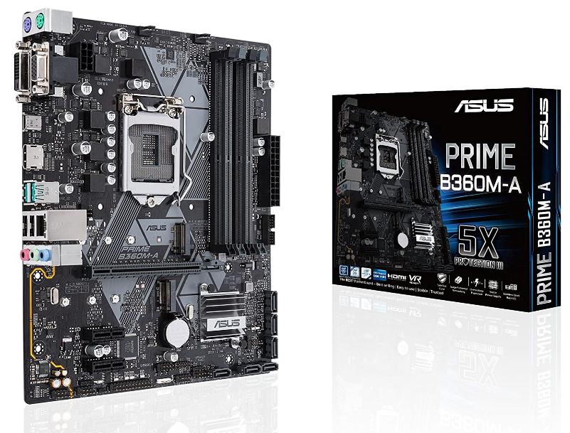 Asus LGA1151 Motherboard