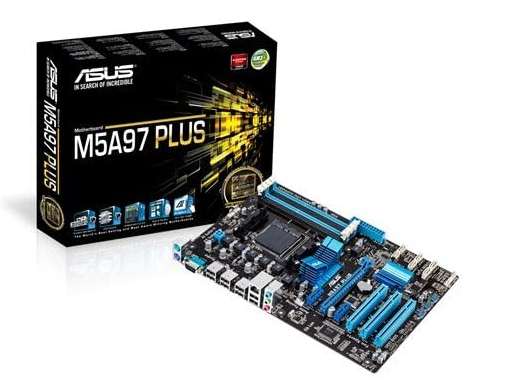Asus M5A97 AMD Motherboard