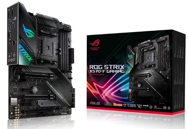 Asus ROG Strix X570-F