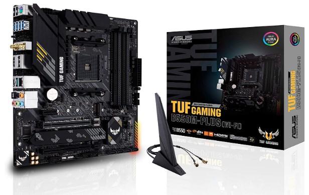 Asus TUF gaming B550