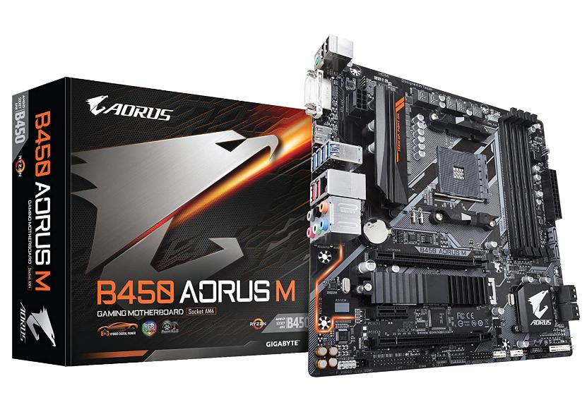 Gigabyte B450 AORUS motherboard