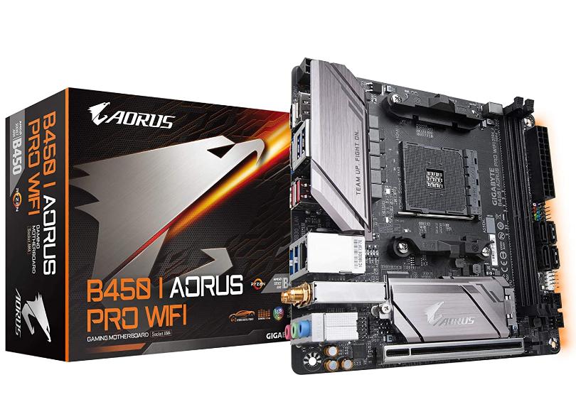 Gigabyte B450 Aorus Pro Wi-Fi motherboard
