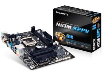 Gigabyte Micro ATX LGA 1150 Motherboard