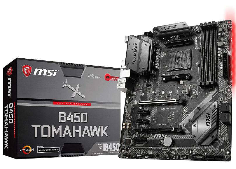 MSI B450 Tomahawk MaxII