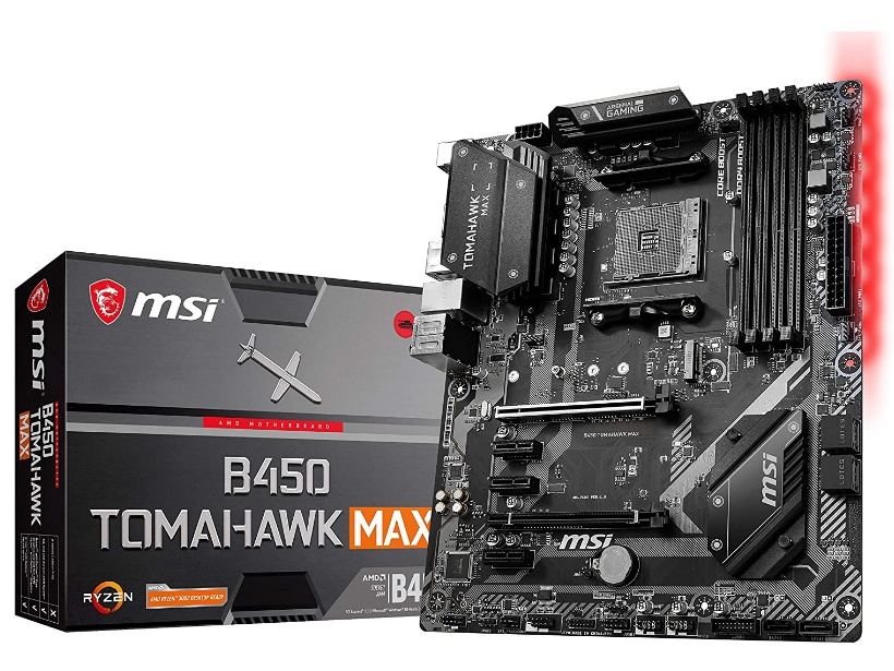 MSI Arsenal Gaming Motherboard