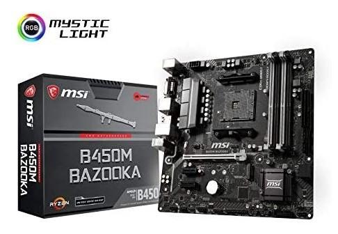 MSI B450 Bazooka