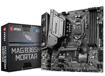 MSI Intel B365