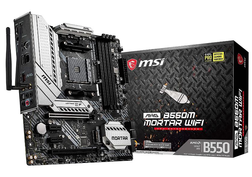 MSI MAG B550M