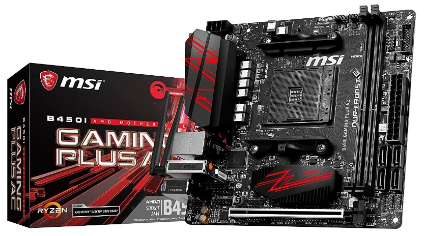MSI Performance Gaming AMD Mini-ITX motherboard
