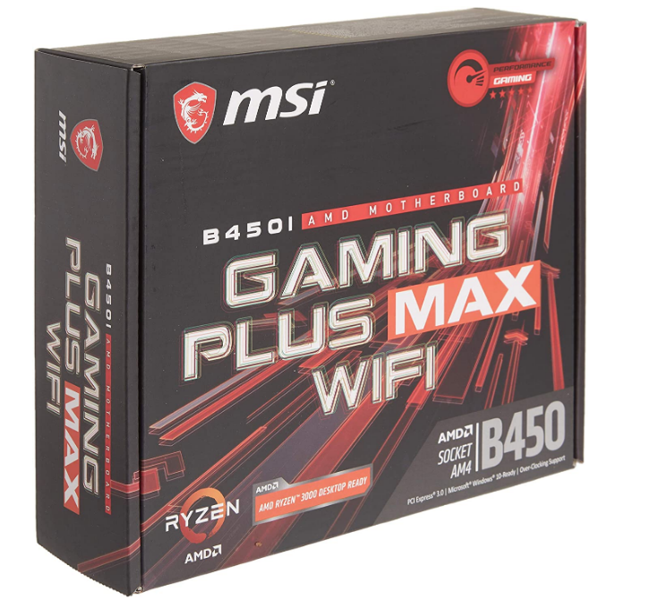 MSI Performance Gaming Motherboard