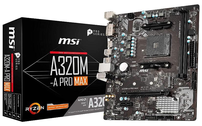 MSI Pro Max Motherboard