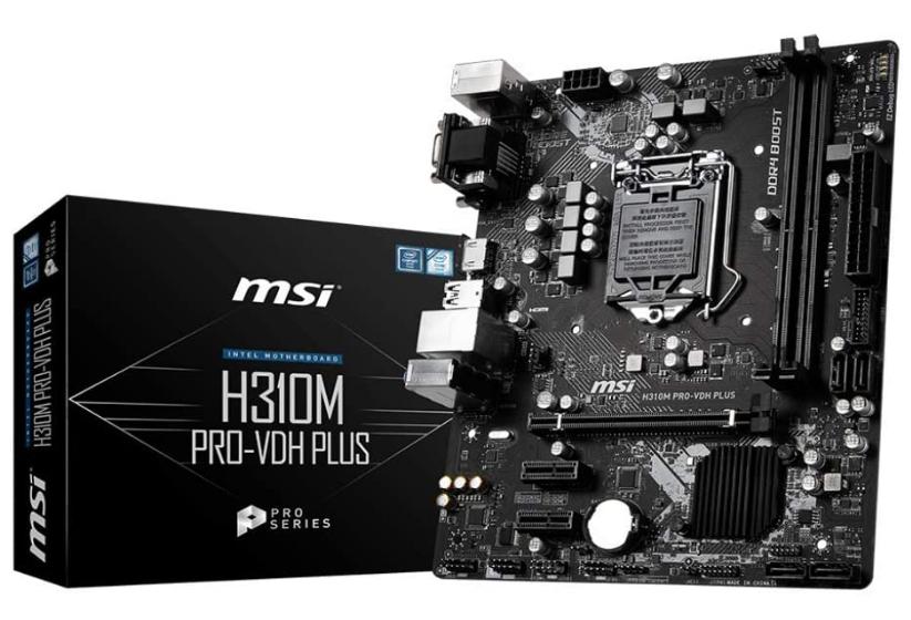 MSI Pro Series motherboar