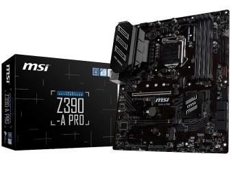MSI Z390-A