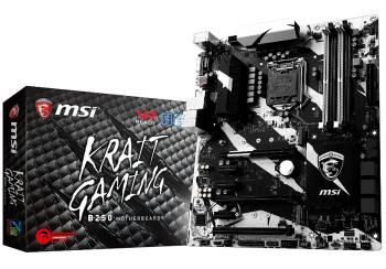 MSI gaming motherboard