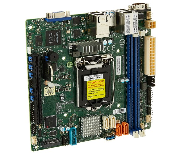 Supermicro MBD-X11SCL-IF-OX11SCL-IF
