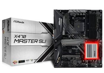 ASRock X470 Master Motherboard