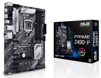 Asus Prime Z490-P LGA 1200