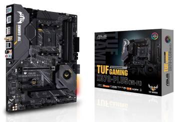 Asus AM4 TUF Gaming X570-Plus Motherboard