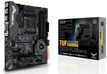 Asus AM4 TUF Gaming X570 Plus Motherboard
