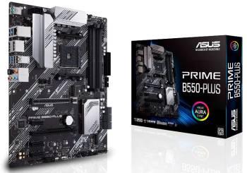 Asus Prime B550-Plus AMD AM4 Ryzen 5000 Motherboard