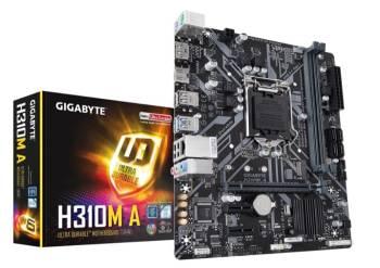 Gigabyte H310M A Motherboard