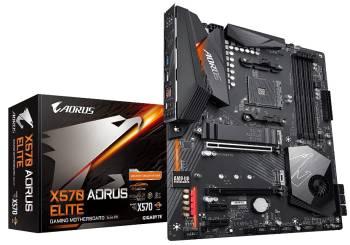 Gigabyte X570 AORUS Elite Motherboard