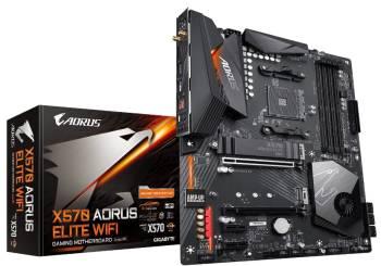 Gigabyte X570 AORUS Elite WIFI Motherboard