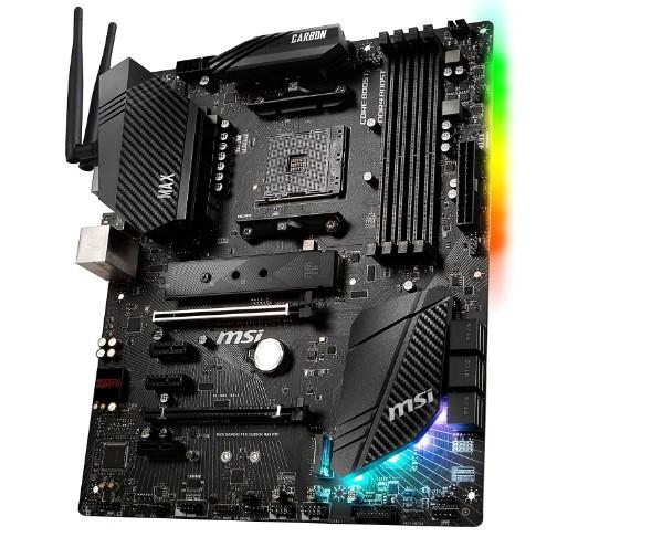 MSI B450 Gaming PRO Carbon