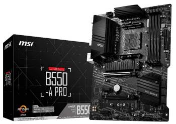 MSI B550-A Pro Pro Series Motherboard